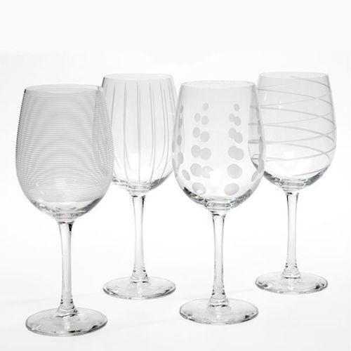 Mikasa Cheers Wine Glasses Ebay
