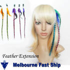 Clip - In Hair Extensions Feather Extensions