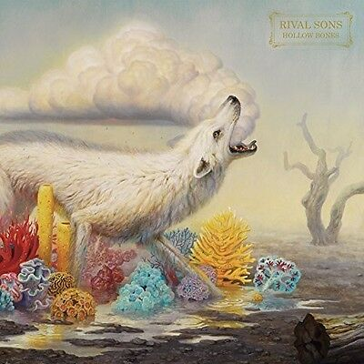 Rival Sons   Hollow Bones  New Cd