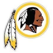 Redskins Stickers