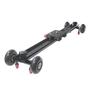 Video Track Dolly Slider Stabilization Rail Stabilisant 2707