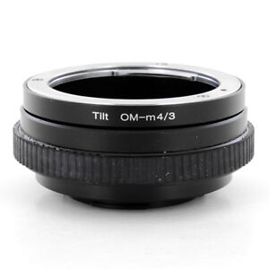Zykkor-Macro-Tilt-Adapter-for-Olympus-OM-Lens-Mount-to-Micro-4-3-Camera-Body