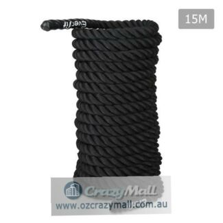 15m Battle Rope with Hand Grips