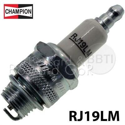 1 St/ück Motor Standard Z/ündkerze RJ19LM BR2LM f/ür Briggs Stratton Motoren