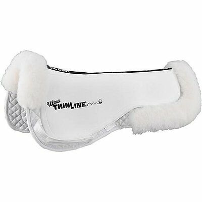 Ultra Thinline Trifecta Half Pad with Sheepskin Roll