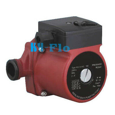 220v G 1 3-speed Hot Water Circulation Pump Rs15-4g Circulating Pump