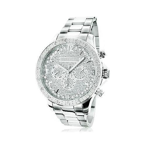 parker com s kors amazon silver women michael tone watches dp watch sparkly womens