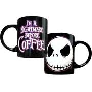 Nightmare Before Christmas Cup