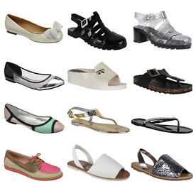 Women's Summer Footwear
