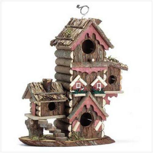 Decorative Bird Houses Ebay