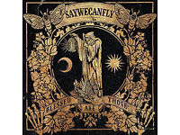 saywecanfly cd and signed booklet