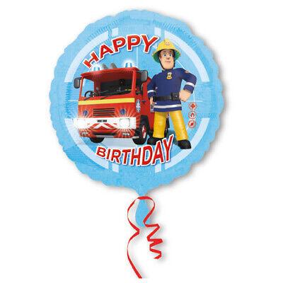 hrmann Sam 'Happy Birthday' 43cm (Happy Birthday, Feuerwehrmann)