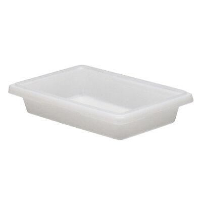 Cambro Food Storage Box Full-size 5 Gallon White