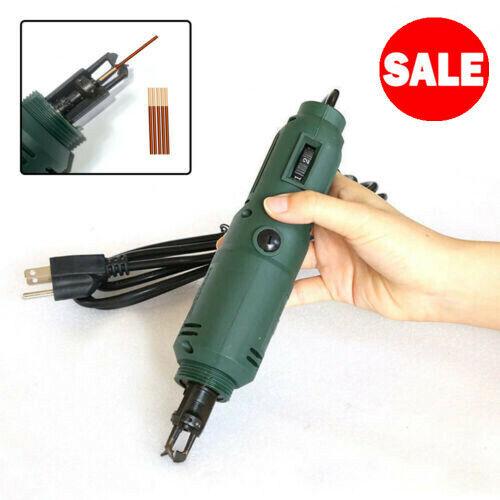 DF-6 Handheld Enameled Wire Stripping peeling Machine electric peeler tool US
