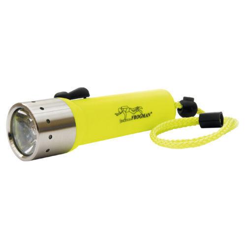 LED Lenser D14 Frogman Dive Torch