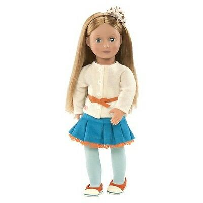 "Our Generation 18"" Non Poseable Doll - Sadie on Rummage"
