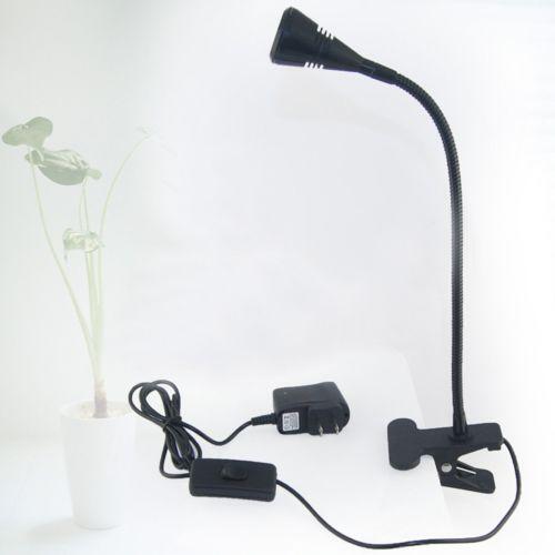 clip on reading light ebay. Black Bedroom Furniture Sets. Home Design Ideas