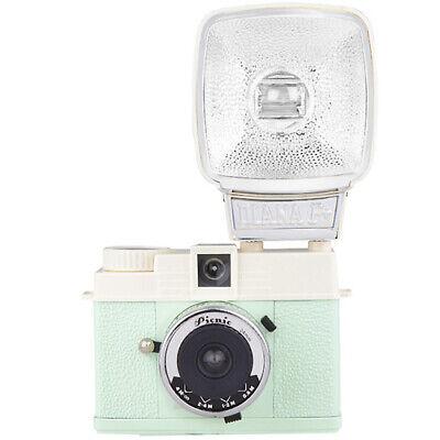 Lomography Diana Mini Picnic Edition (with flash) practically pocket-size camera