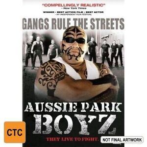 Aussie Park Boyz (DVD) ACTION Gangs rule the street [Region 4] NEW/SEALED