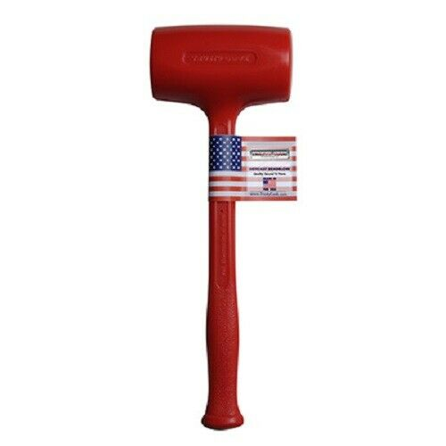 Trusty Cook Model 4  53 oz Soft Face Dead Blow Hammer - USA