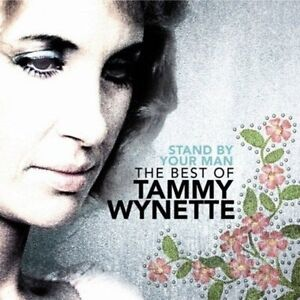 TAMMY WYNETTE STAND BY YOUR MAN: THE BEST OF CD (GREATEST HITS)
