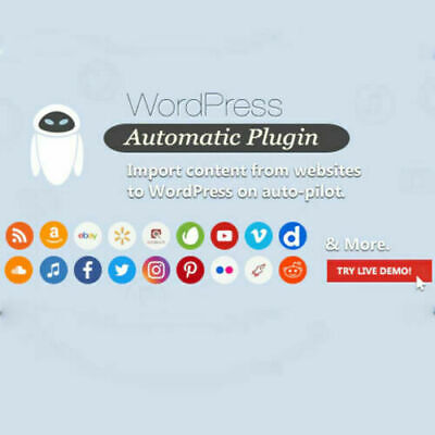 Wordpress Automatic Plugin Import Content From Websites Latest Version