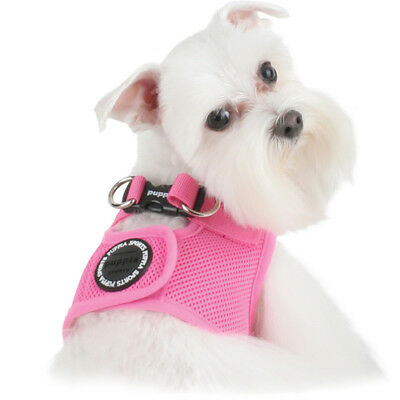 Puppia Dog puppy STEP IN Soft Harness VEST Pick Size/Color