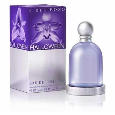 Halloween Perfume by J Del Pozo, 3.4 oz EDT Spray for Women NEW IN BOX - Halloween Fragrance
