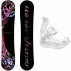 Women's Snowboards with Bindings