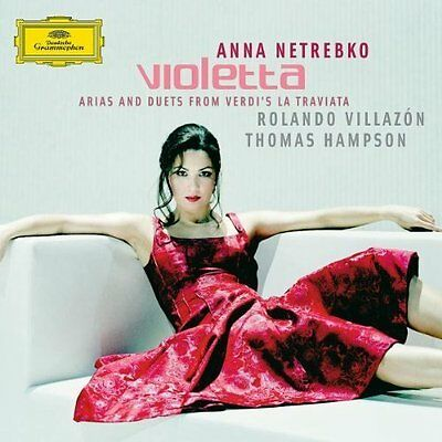 Violetta - Arien und Duette aus La Traviata  Anna Netrebko Rolando Villazon gebraucht kaufen  Bochum
