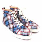 Christian Louboutin Blue Shoes for Men
