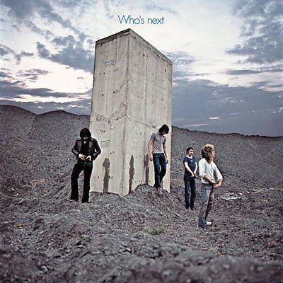 THE WHO - WHO'S NEXT VINYL ALBUM (2015 Remastered)