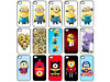 50 pcs Despicable Me Minions Phone Case Cover iPhone 4 4s 5 5s with free screen protector & Stylus Erdington, Birmingham