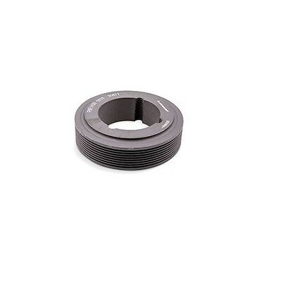 160j12-2517 J Section 2.34mm Poly V Belt Pulley 160mm Diameter 12 Ribs