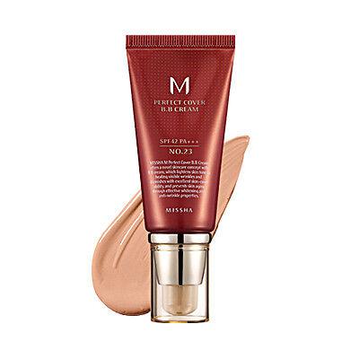 [MISSHA] M Perfect Cover Blemish Balm BB Cream 50ml - #23 ROSEAU