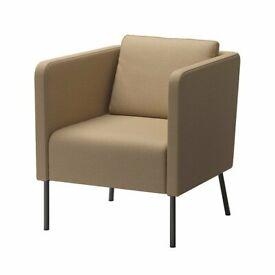 EKERO, Armchair, Skiftebo beige, WAS £129.00 IKEA Warrington, #bargaincorner