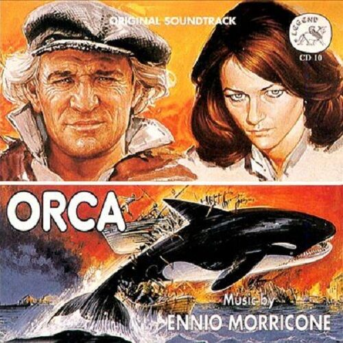 Orca - Original Score - Limited Edition - Ennio Morricone