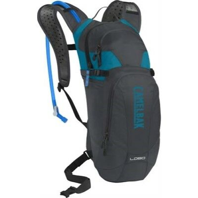 01a89c5d53 Camelbak 1118005000 Lobo 3l 100oz Charcoal Hydration W/ Crux Reservoir  Backpack