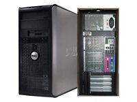 Dell Optiplex 745 desktop computer PC tower ***CHEAP***