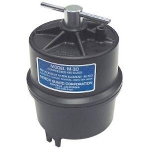 Motor Guard M 30 Compressed Air Filter Sub Micronic 45 Cfm