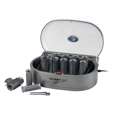 Yes Beauty Hot Hair Curling Rollers 12pcs YB-9120 Hair Setters Instant Heat