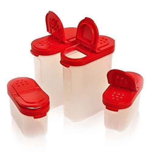 Tupperware Spice Shakers Ebay