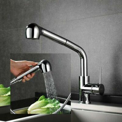Küchenarmatur Waschbecken Spültischarmatur Wasserhahn Einhebelmischer Ausziehbar