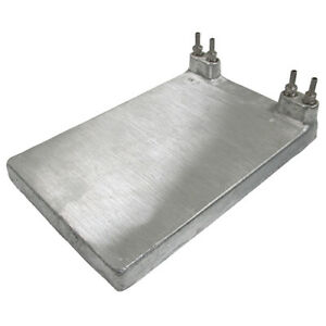 Two Product Beer Jockey Box Cold Plate 8