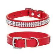 Diamonte Dog Collar