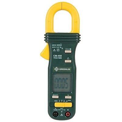 Greenlee Cm-450 True Rms Clamp Meter