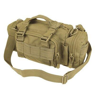 Condor 127 TAN Deployment Bag MOLLE Modular Shoulder Strap Carrying Handle
