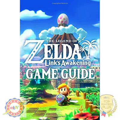 The Legend of Zelda Links Awakening Game Guide Walkthrough How To Paperback Book