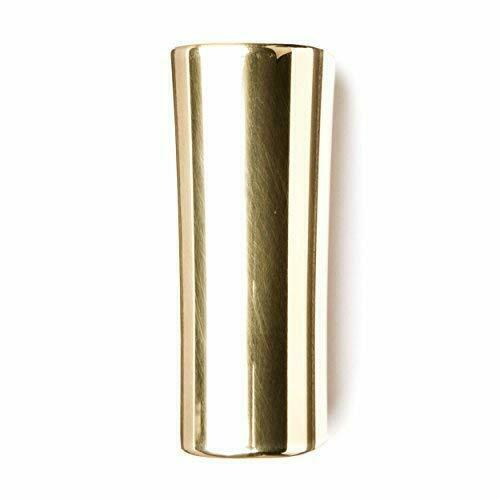 DUNLOP HARRIS MEDIUM SIZE BRASS SLIDE