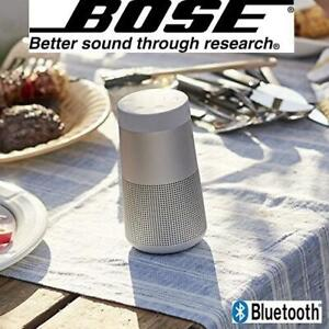 NEW BOSE SOUNDLINK REVOLVE SPEAKER 739523-1310 248776849 WIRELESS BLUETOOTH PORTABLE LUX GRAY MUSIC